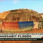 Four people killed after a heavy downpour in Marsabit