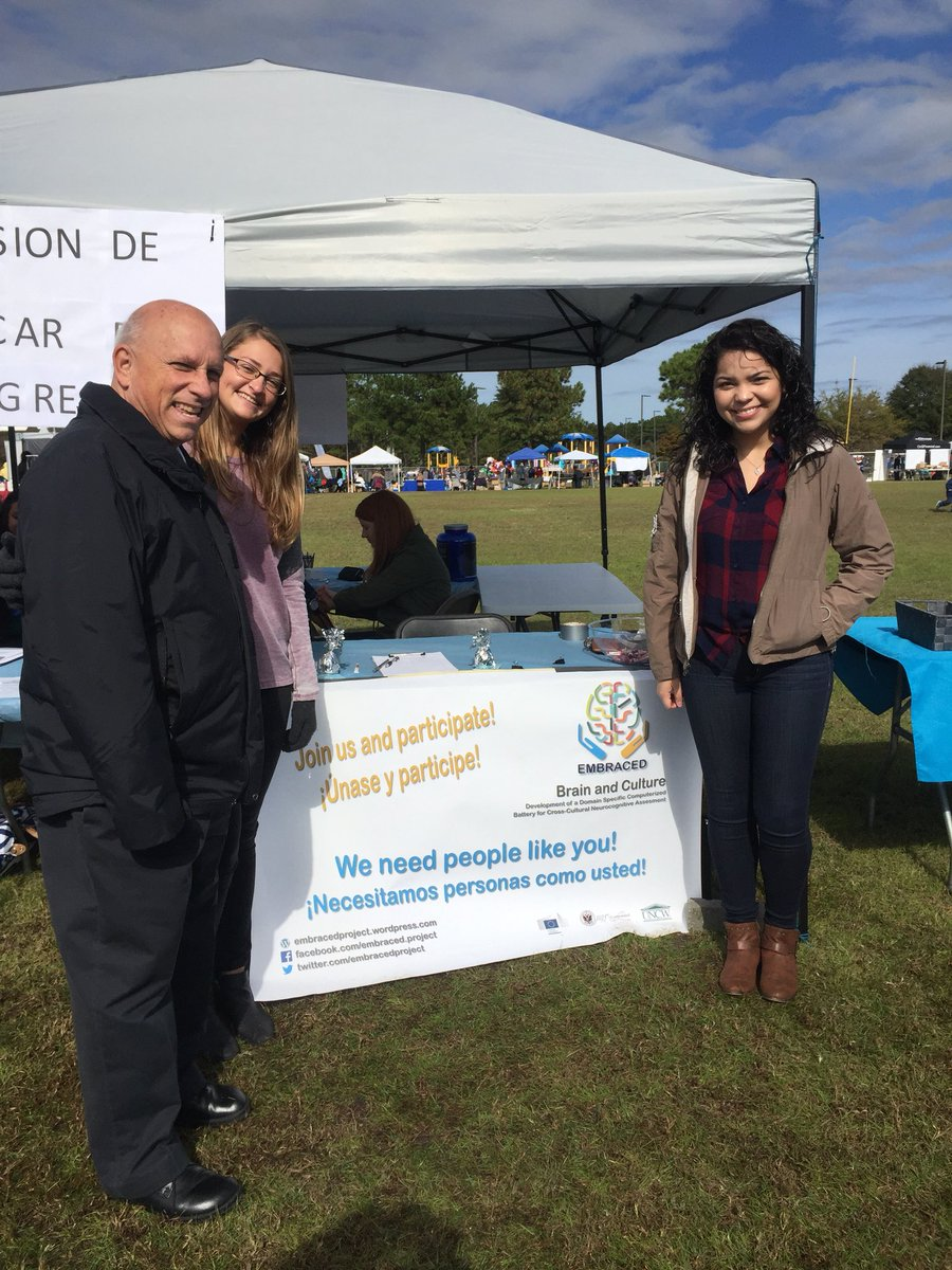 test Twitter Media - Recruiting research volunteers at Festival Latino in Wilmington NC https://t.co/BgPZ3R9CXl