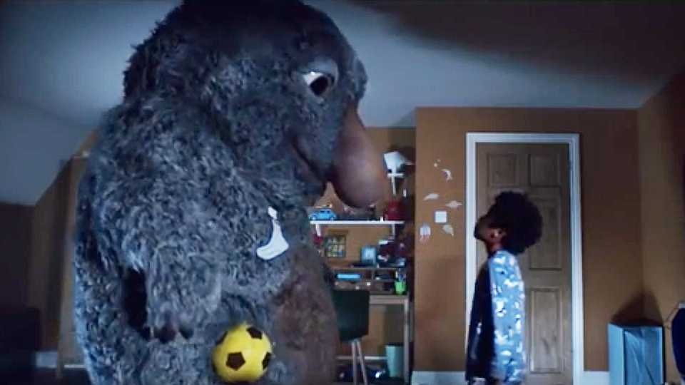 Christmas can FINALLY begin, as the John Lewis 2017 Christmas ad her