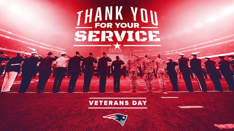 Thank you to all who have served and sacrificed. We salute you. #VeteransDay https://t.co/R46g21jkSm