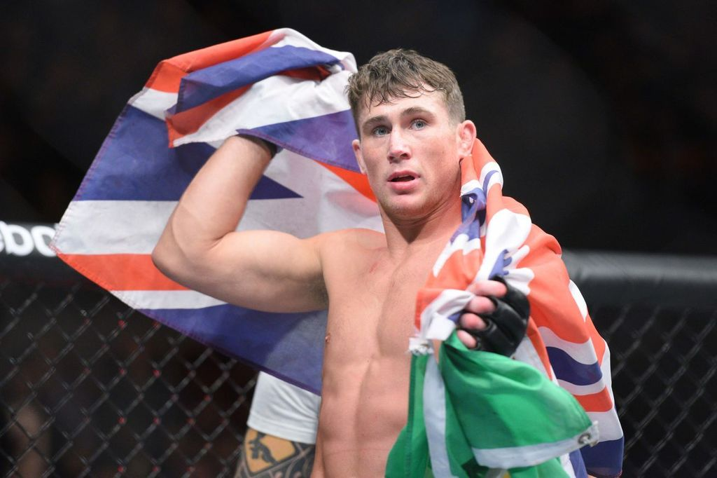 Surging UFC talent Darren Till doesn't care who he fights next as long as it's in Liverpool https://t.co/2Wnhkoexqo https://t.co/fIHOt636mZ