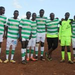Celtic Foundation and New Balance kit 50 Kibera teams