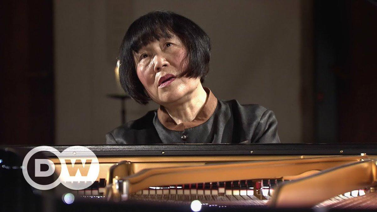 Zhu Xiao-Mei: classical music and China under Mao   DW Documentary