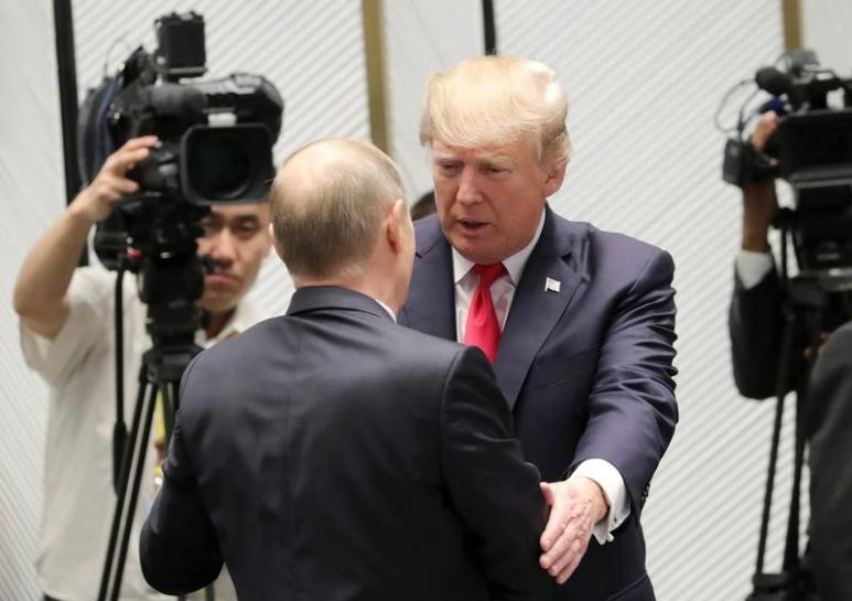 Trump says U.S. deal with Russia on Syria will save many lives