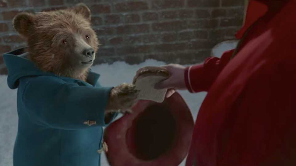 So, does Paddington Bear swear in the Christmas ad? See it here for