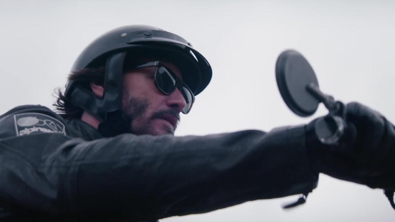 What's Keanu Reeves​ been up to? Well building motorcycles of course: https://t.co/4CJR8TWCiZ https://t.co/bzUHk78112