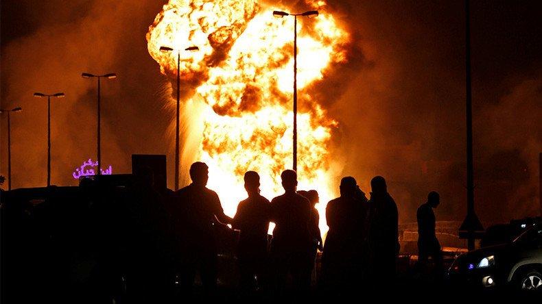 'Terrorist sabotage': Bahrain blames Iran for oil pipeline explosion