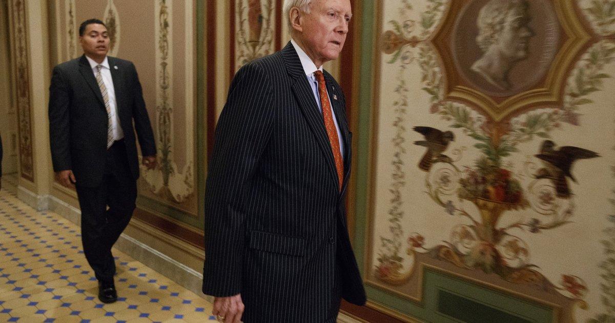 Letter: Act on prescription drug bills, Sen. Hatch