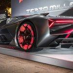 2019 Lamborghini Terzo Millennio - Self-Healing!! - Dauer: 4 Minuten, 6 Sekunden