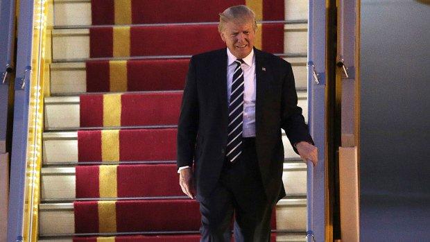 Trump taunts Kim as 'short and fat' after North Korea calls him an 'old lunatic'