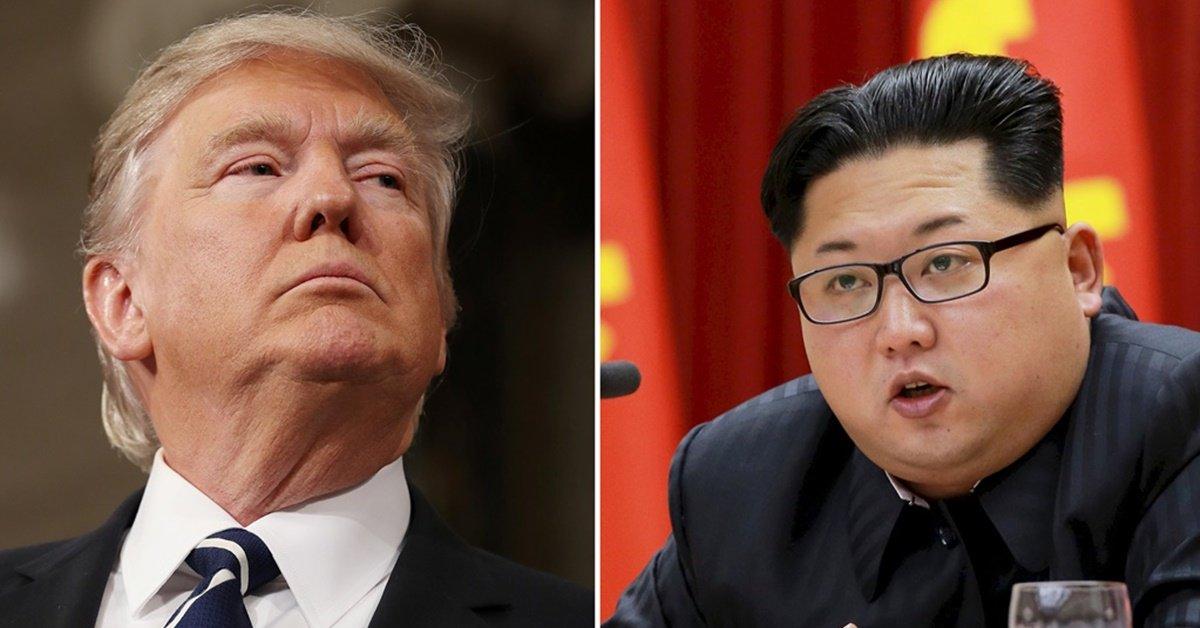 NOTICIA |  DonaldTrump escribe kim jong un