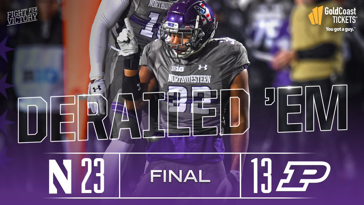 RT @NUFBFamily: Another WWWWWin. #B1GCats https://t.co/R1KZDgiE13