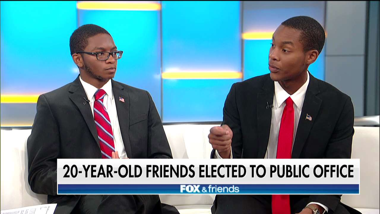 Tyrell Brown: 'Democrats and Republicans need to learn how to respect the office.' https://t.co/wQZrbSky0y