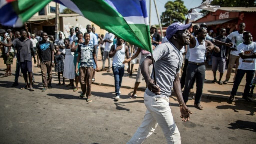 Soldiers held without trial threaten 'new Gambia' reputation