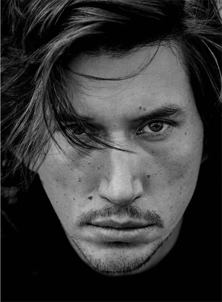 Wishing a very Happy Birthday to Adam Driver, my favourite actor and the main reason I got back into Star Wars!