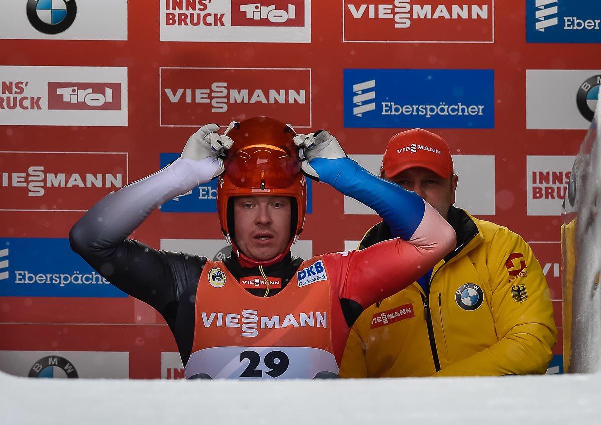 @FelixLoch Dritter beim Auftakt zum @Viessmann ann_Sport #Weltcup in #Igls #BSDteam #BSDsports #LugeLove https://t.co/0elTggqfu4