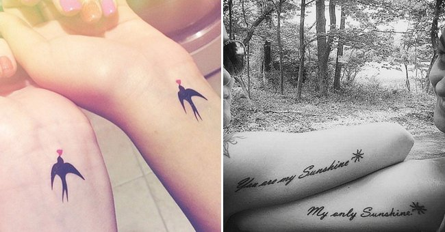 12 friendship tattoos your BFF will *love*...