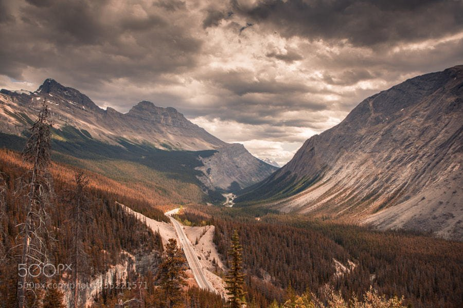 #travel #photography #landscape #Photography : Canadian Rockies - Icefields Parkway by sunj99 https://t.co/SgHtz7YcsI