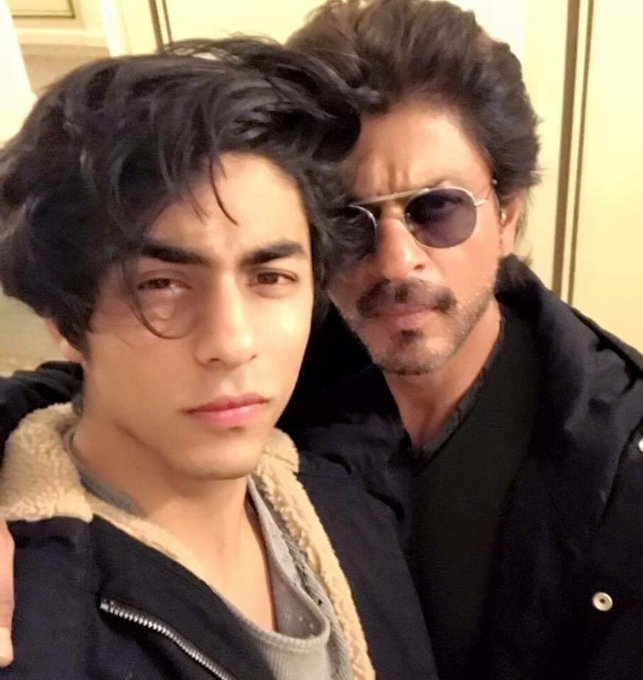 Happy birthday Aryan khan. May Allah bless u with good health, success and happiness.