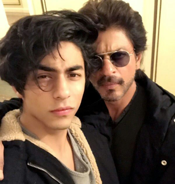 Wishing Aryan Khan a very happy 20th birthday.