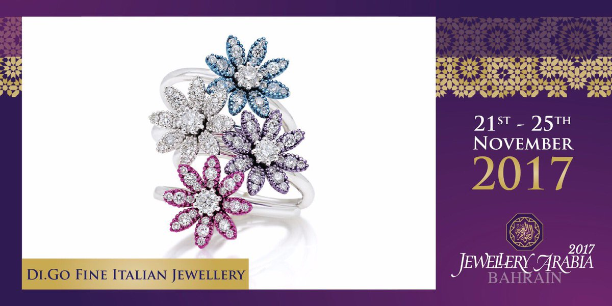 test Twitter Media - Valentina Callegher's prestige jewellery achieves that delicate balance between the charm of classic and the alluring pull of the modern. The result is a design that remains fresh and trendy forever💍 #digofineitalianjewellery #jewelleryarabia2017 #elegant #beautiful #classy https://t.co/LGUEhAsglk