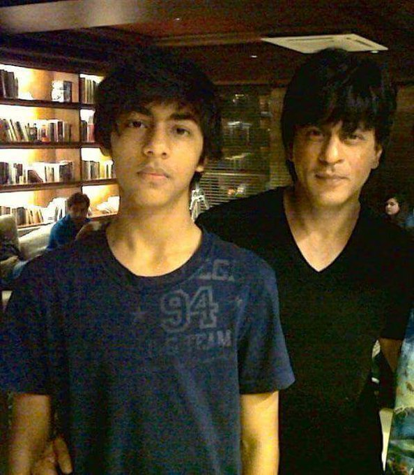 Wishing The Charming & Dashing Prince Aryan Khan A Very Happy Birthday.