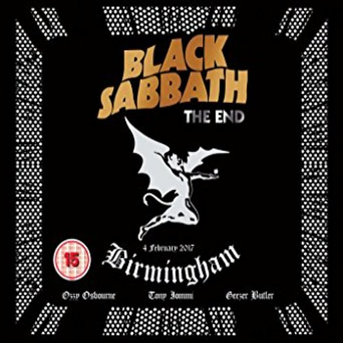Win 1 of 5 Black Sabbath