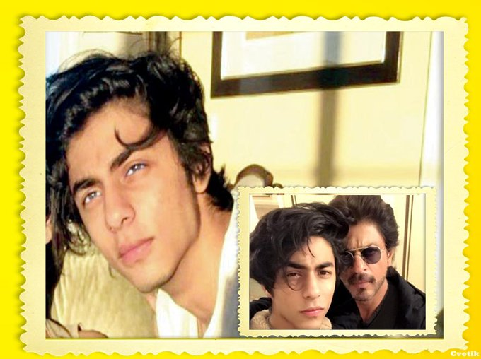 Wishing Aryan Khan a very Happy Birthday  Be happy and successful