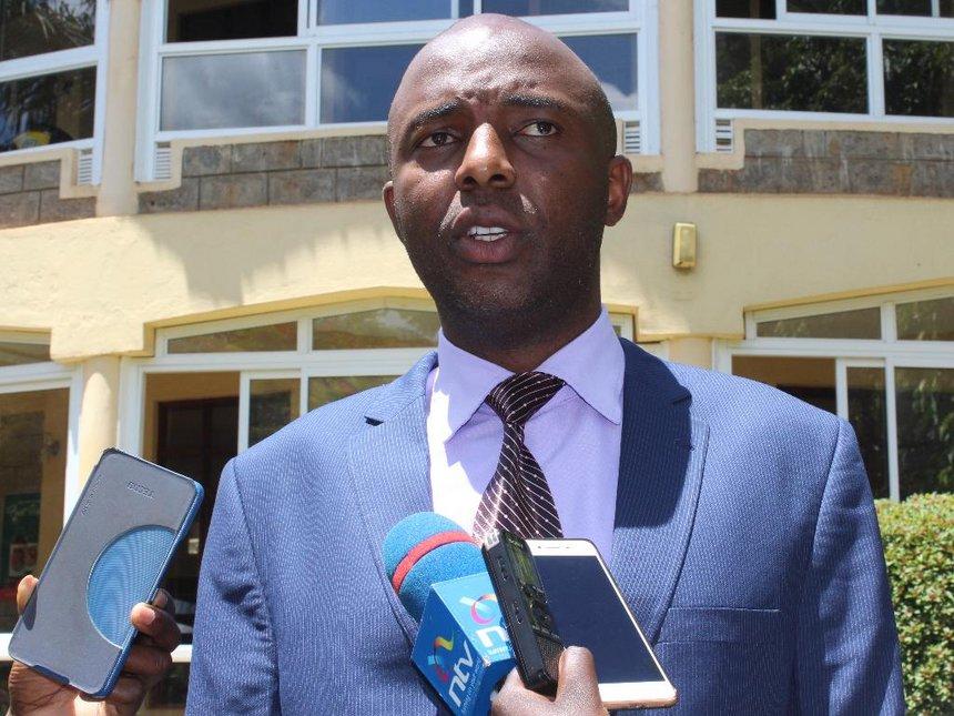 Irungu Kang'ata proposes Bill for Murang'a to have say on Ndakaini water