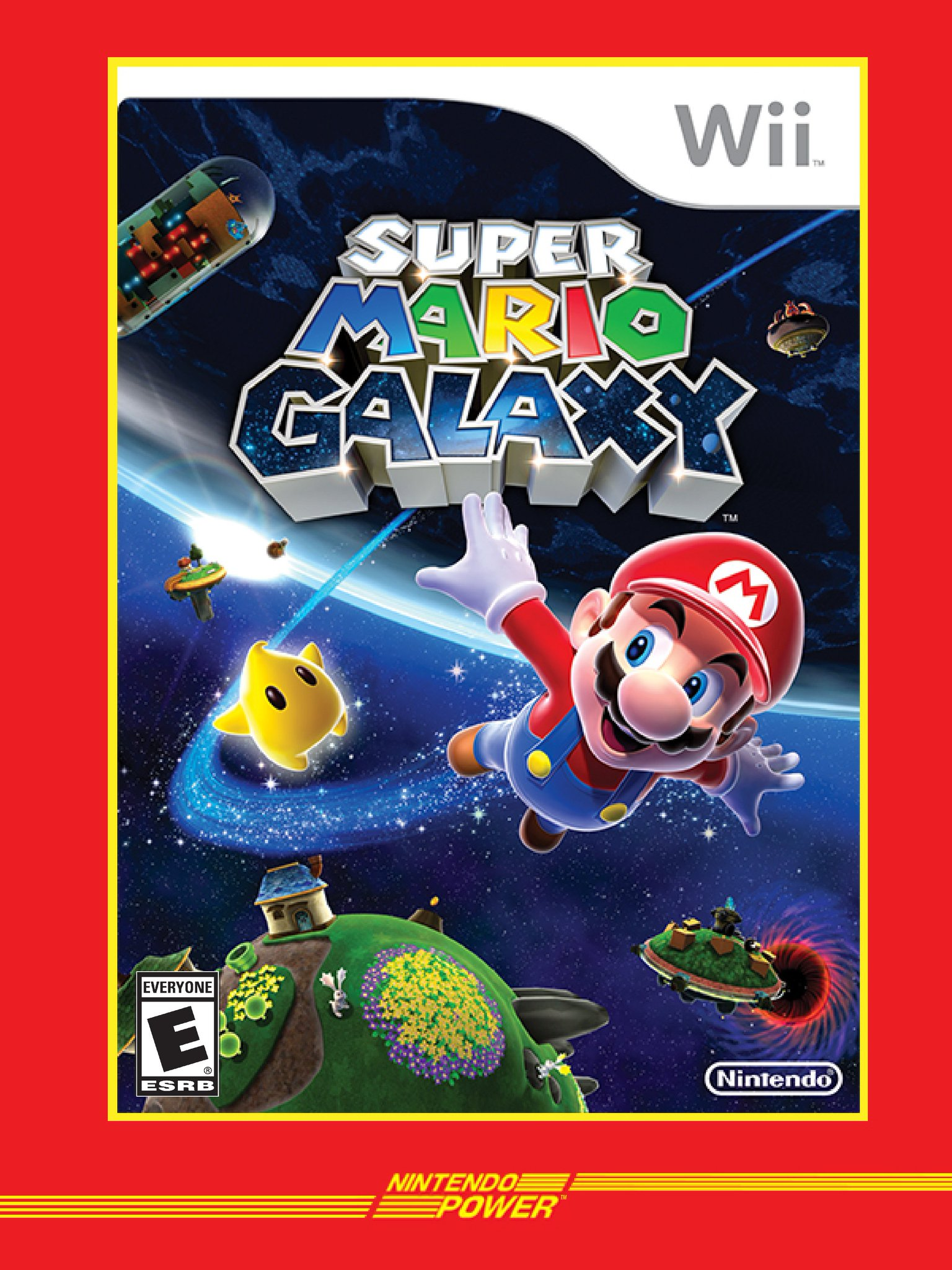 Wa-hoo! Happy 10th anniversary to Super Mario Galaxy! #NintendoPower https://t.co/TnckDuyN4V