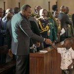 President Kenyatta assures security agencies of improved welfare