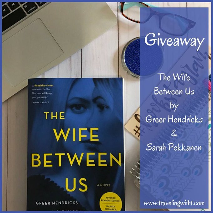 #FuturisticFriday Review: The Wife Between Us by Greer Hendricks and Sarah Pekkanen