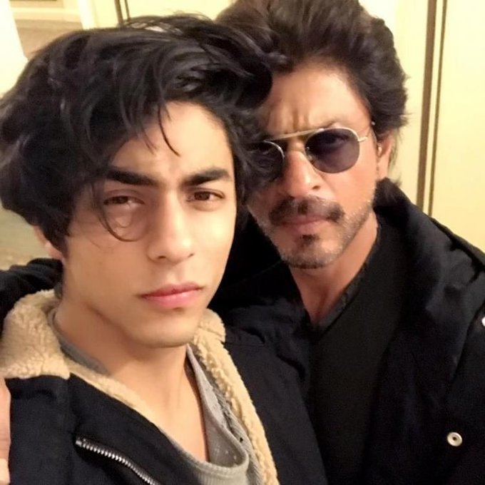 Happy birthday Aryan Khan  my god...