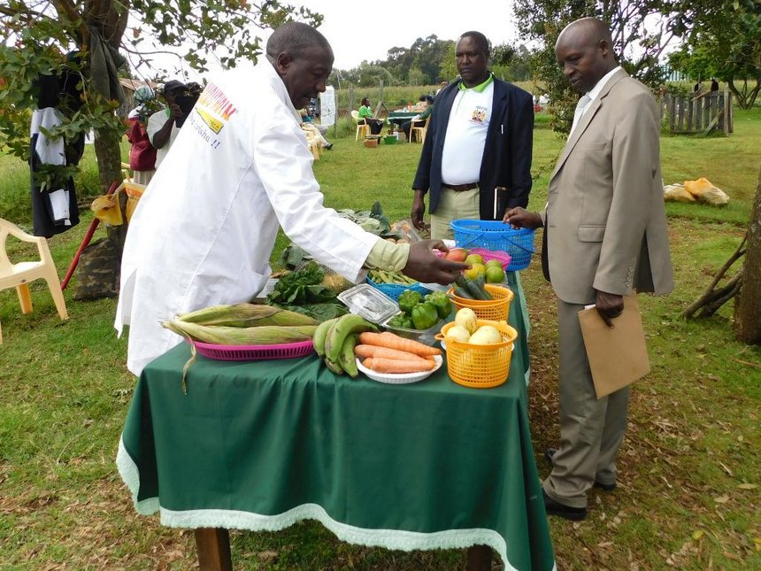 Poor nutrition blamed for stunted growth in Nyandarua, planting kitchen gardens urged