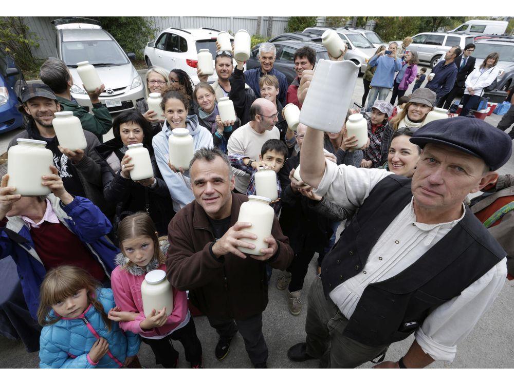 Raw milk dairy farmer goes to jail over 2015 farm raid