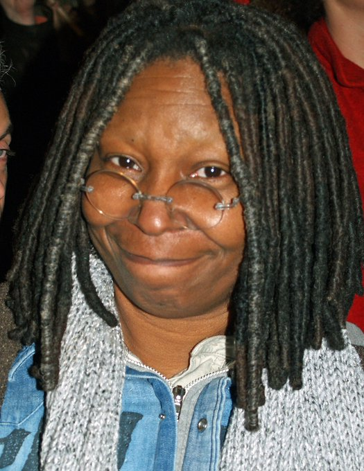 And an epic Happy Birthday to Whoopi Goldberg, who was born in 1955.