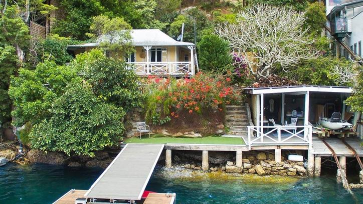 Cottage Point: $6.8m hopes for INXS house