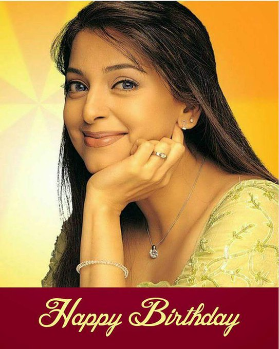 Happy Birthday to the Very Beautiful- Gorgeous- Talented Actress Juhi Chawla.