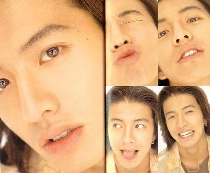 Happy birthday Kimura Takuya