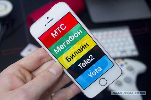 Виртуальные мобильные российские номера