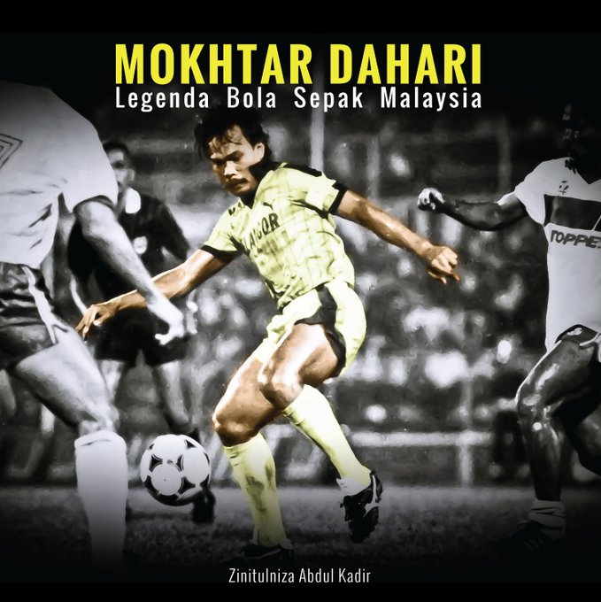 He would\ve been 64 today. Happy birthday, Mokhtar Dahari.