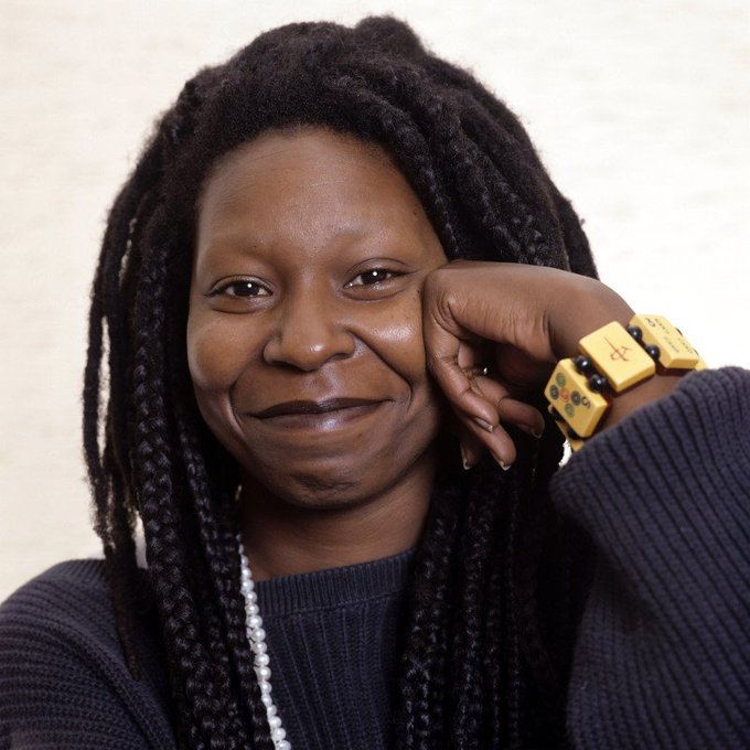 Whoopi Goldberg - Happy Birthday!