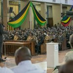 Uhuru assures security agencies of improved welfare