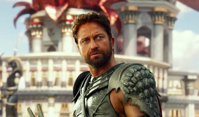 Happy Birthday to Gerard Butler who turns 48 today!