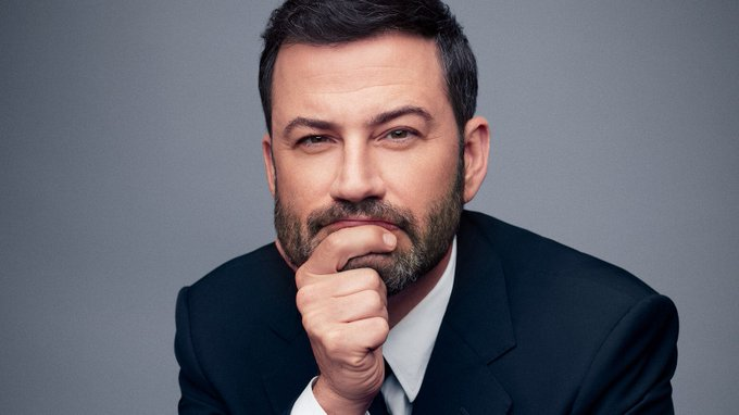 Happy 50th to Late Night talk show host and comedian Jimmy Kimmel born November 13, 1967