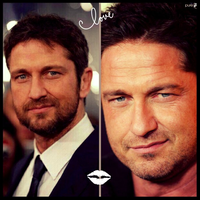 Happy birthday to my favorite actor Gerard Butler have a good day