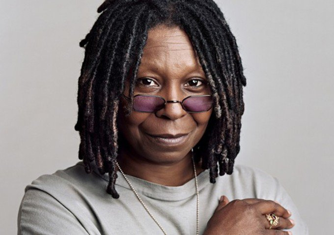 Happy Birthday Whoopi Goldberg  1955 11 13                      62