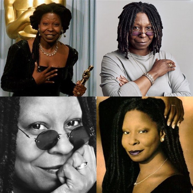 Happy 62 birthday to Whoopi Goldberg . Hope that she has a wonderful birthday.