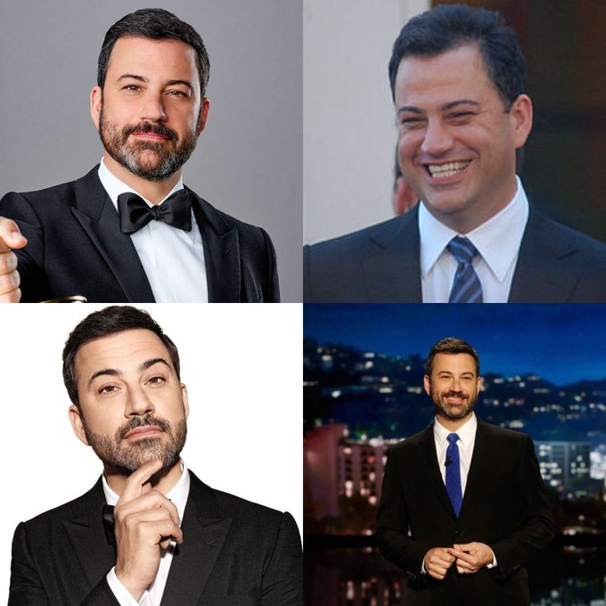 Happy 50 birthday to Jimmy kimmel . Hope that he as a wonderful birthday.