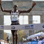 World marathon record holder Kimetto recovers from injury